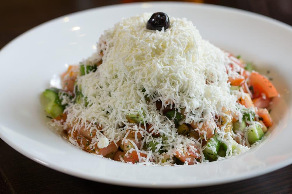 Shepherd salad yelp for Athena mediterranean cuisine ny
