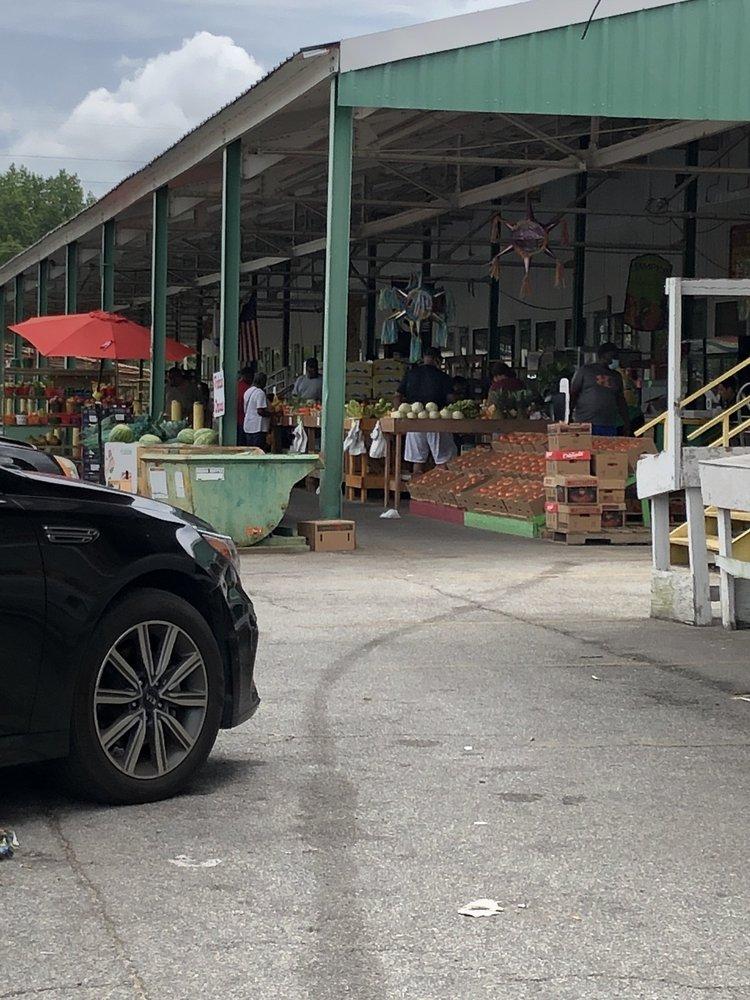 Cordele State Farmers Market: 1901 Us Highway 41 N, Cordele, GA