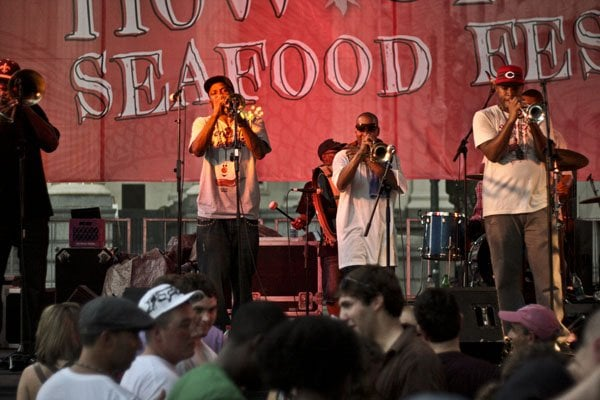 New Orleans Seafood Festival: 500 St Charles Ave, New Orleans, LA
