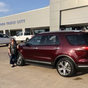 Truck City Ford Buda Hours