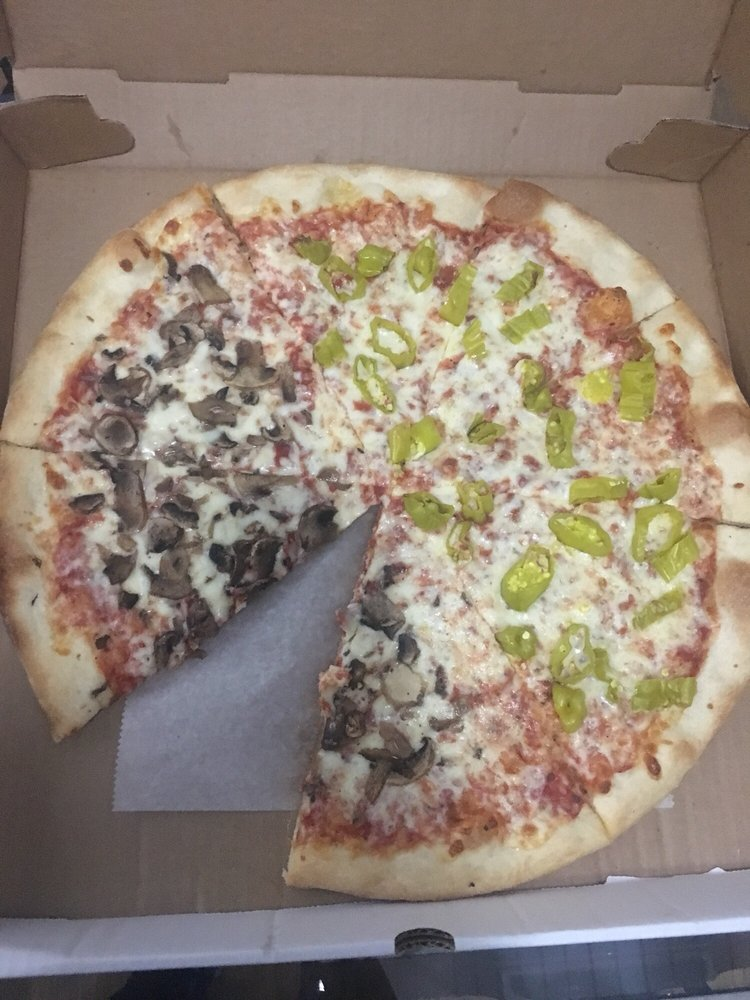 Albert's Pizzeria: 2617 Broad Rock Blvd, Richmond, VA