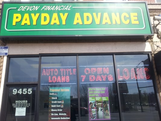 Allied cash advance metairie image 1