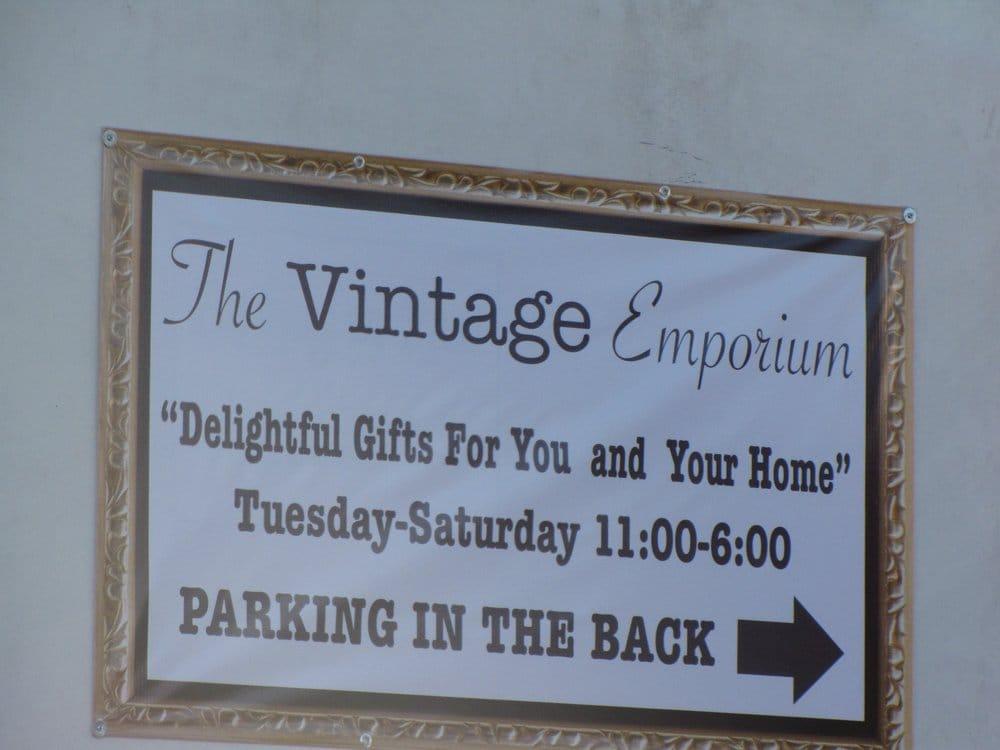 The Vintage Emporium Long Beach Ca