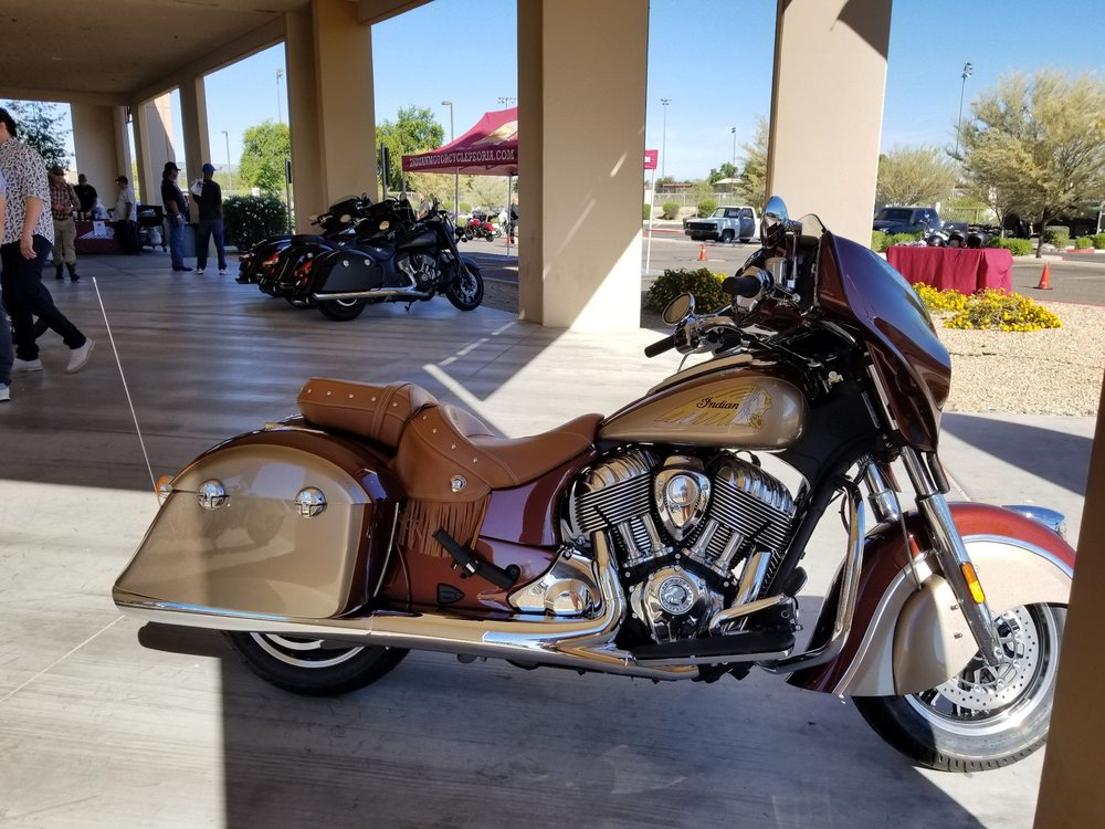 Indian Motorcycle Peoria
