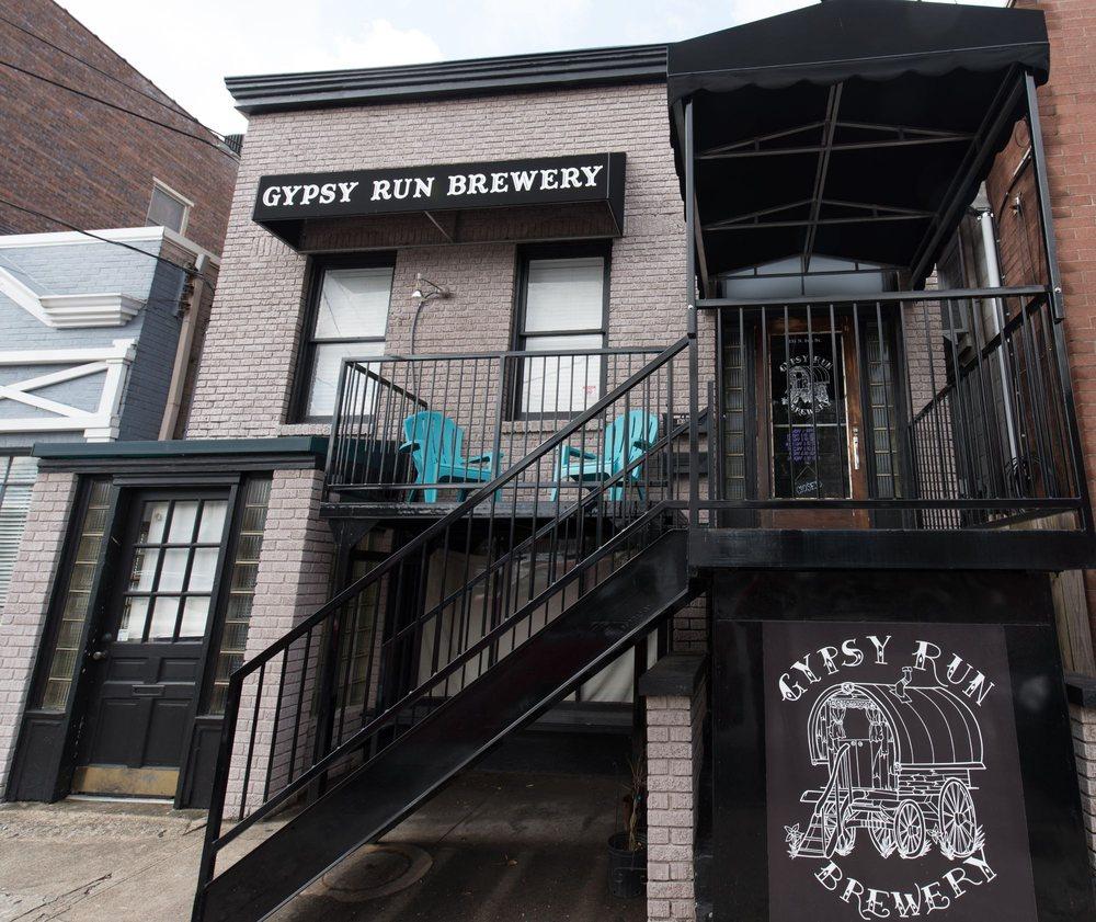 GypsyRun Brewery: 131 N 4th St, Danville, KY