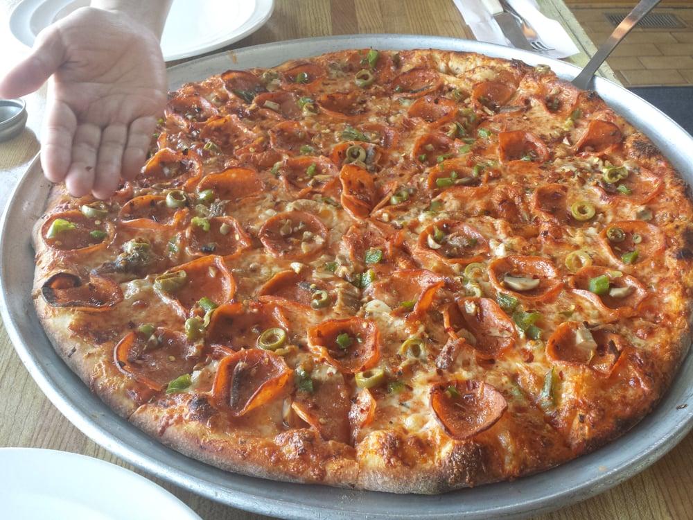 Oakwood Pizzeria