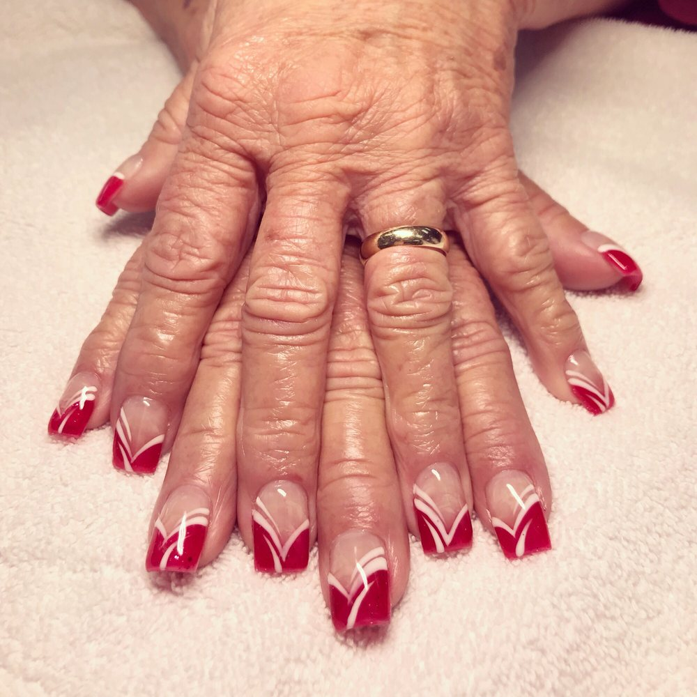 Passion For Nails: 1014 6th St, Taft, CA