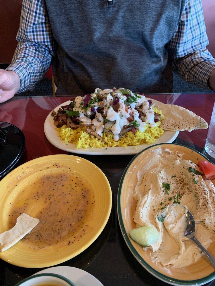 Mediterranean Kitchen: 103 Bellevue Way NE, Bellevue, WA