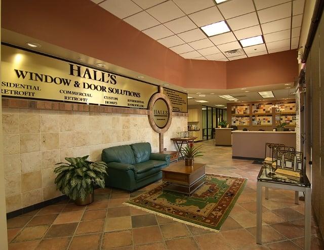 Hall's Window Center