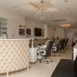 Nail boutique nail salons 27 leytonstone road for 56 west boutique and salon