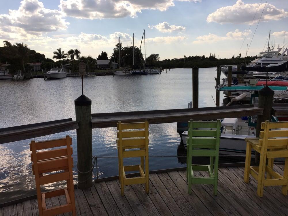 Waterfront Restaurant Sarasota Fl Menu