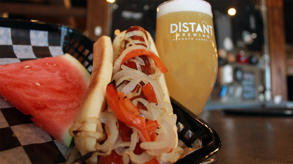 Distant Brewing: 568 Old Mammoth Rd, Mammoth Lakes, CA