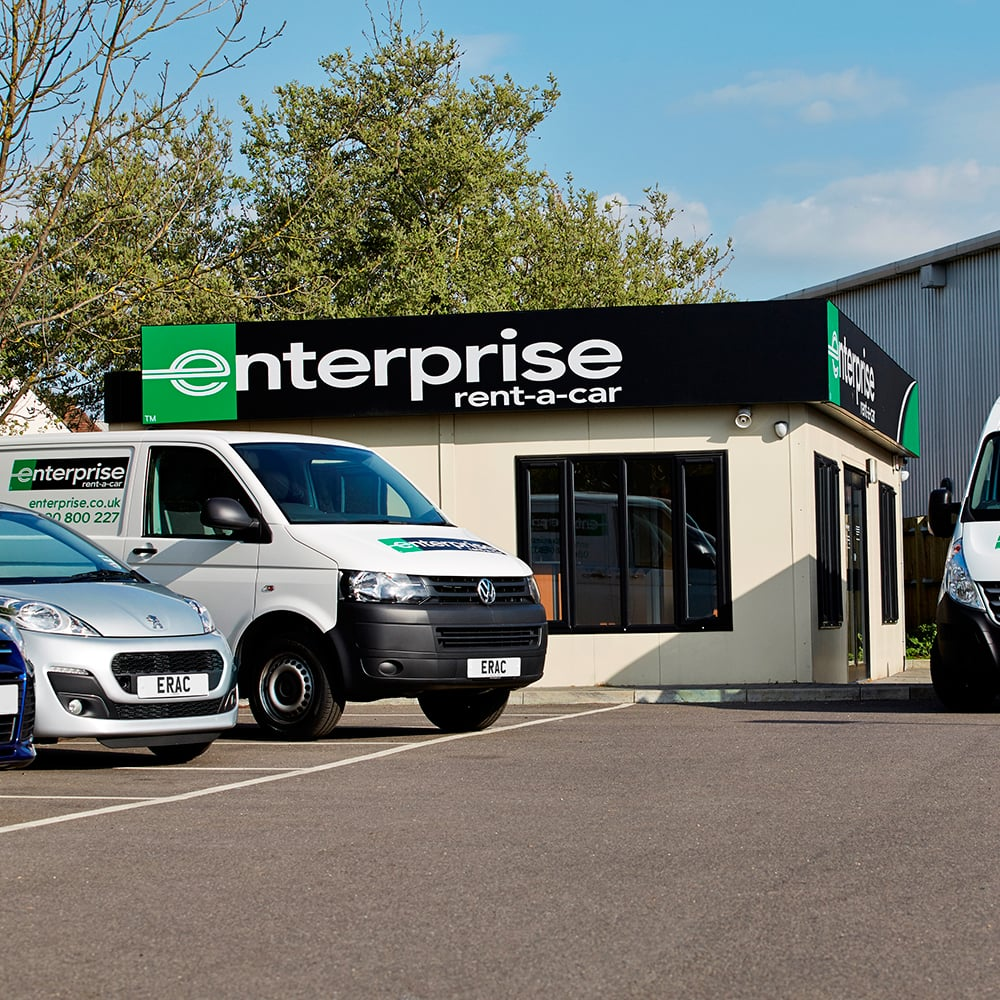 Enterprise Car Rental At Luton Airport