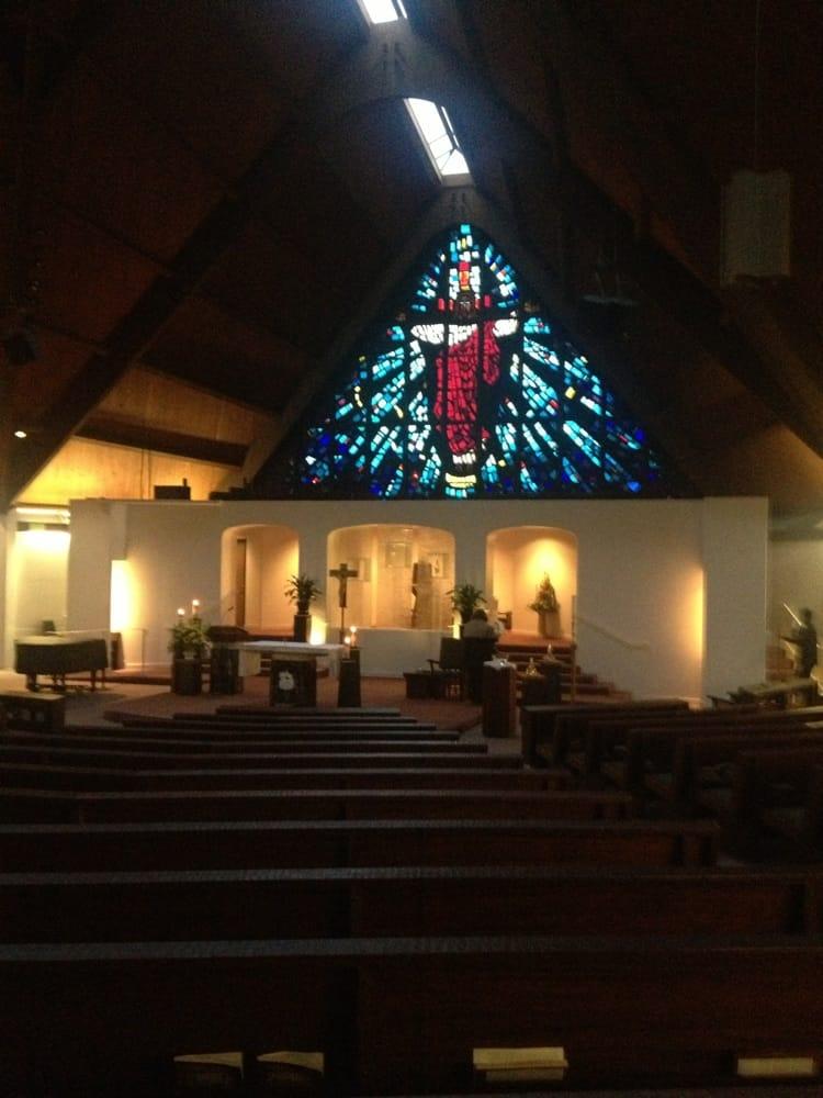 St Joseph's Catholic Community: 435 Monterey Ave, Capitola, CA