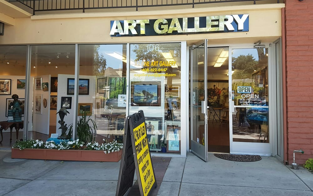 AZ Gallery: 1213 Lincoln Ave, San Jose, CA