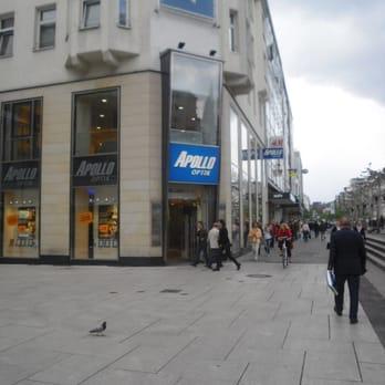 apollo optik 11 beitr ge brille optiker zeil 68 innenstadt frankfurt am main hessen. Black Bedroom Furniture Sets. Home Design Ideas