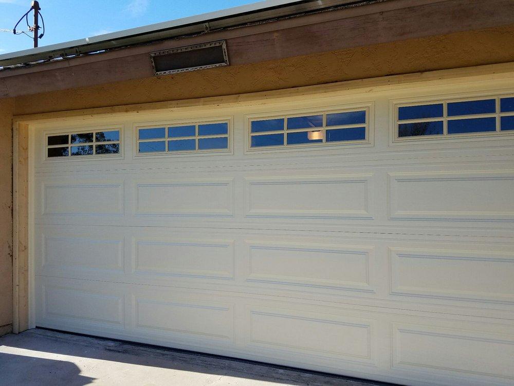 Advantage garage doors 16 avis services portes de for Porte de garage vendome avis