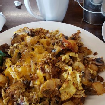 Photo Of Ashleys Country Kitchen Orangevale Ca United States Skillet