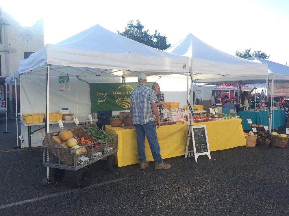 Lubbock Downtown Farmer's Market: 1822 Buddy Holly Ave, Lubbock, TX