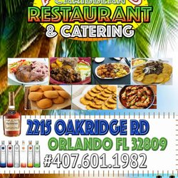 Ad Angel S Restaurant And Catering Caribbean