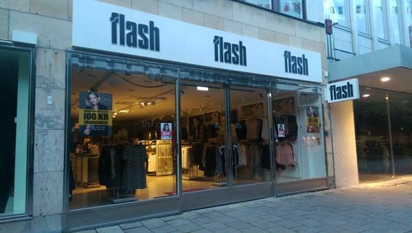 flash clothes sweden