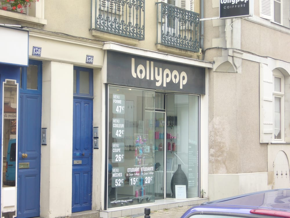 Lollypop coiffure coiffeurs salons de coiffure 136 - Salon coiffure angers ...