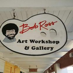 Bob Ross Art Workshop New Smyrna Beach Fl