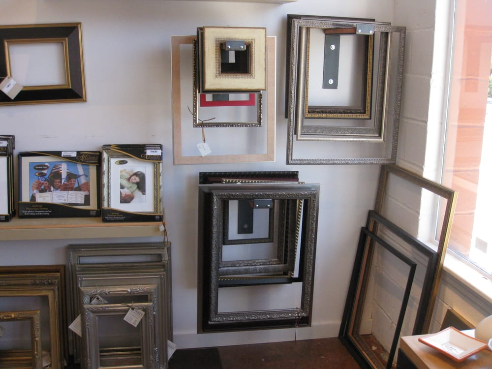 premade frames that are less expensive than custom made frames - Yelp