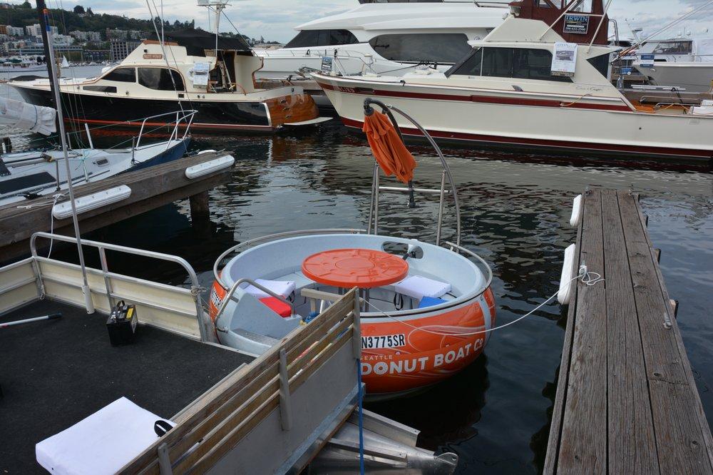 Seattle Donut Boat