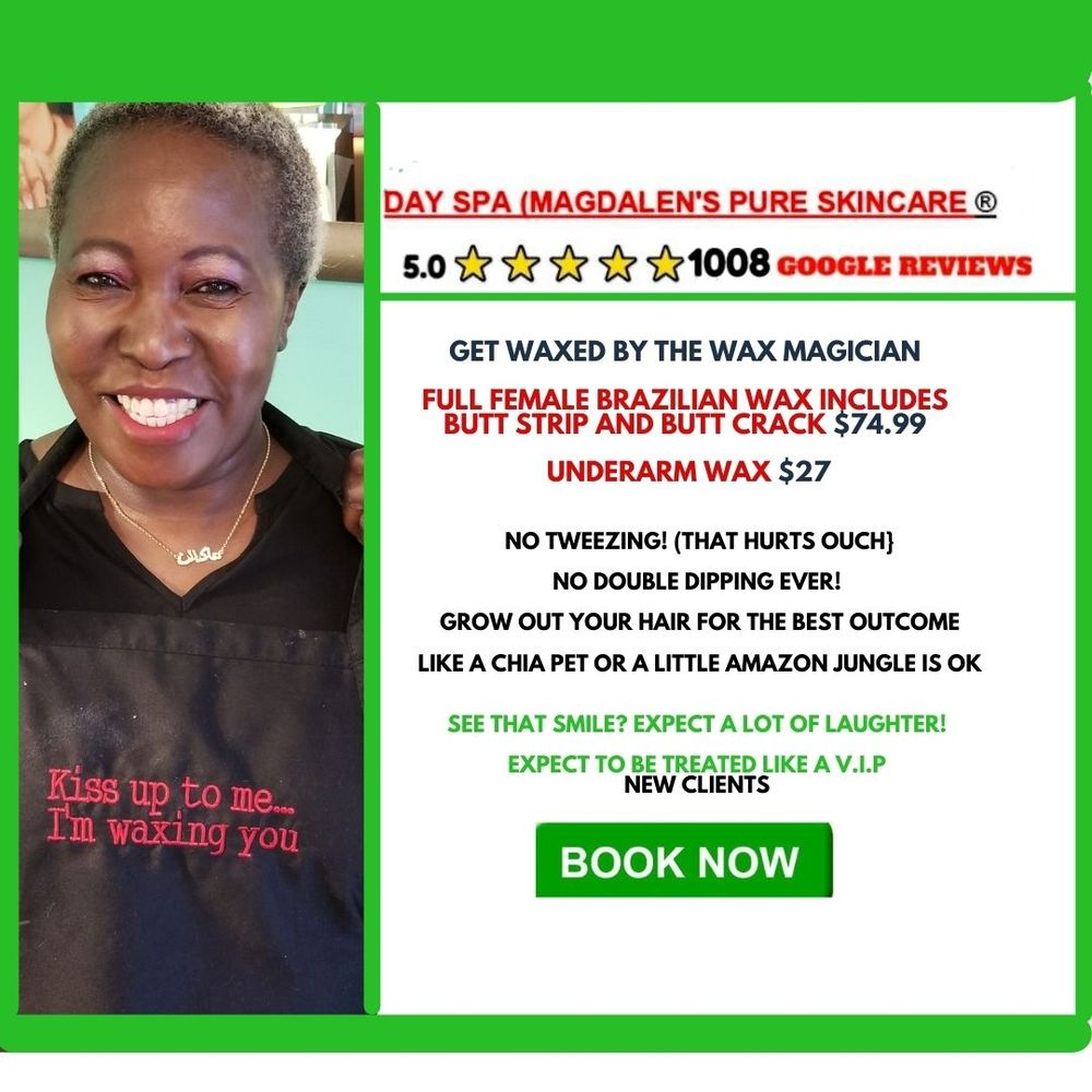 Magdalen's Pure Skincare: 966 Hungerford Dr, Rockville, MD