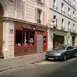 Sushi Gozen - 23 Reviews - Japanese - 22 rue Delambre ...