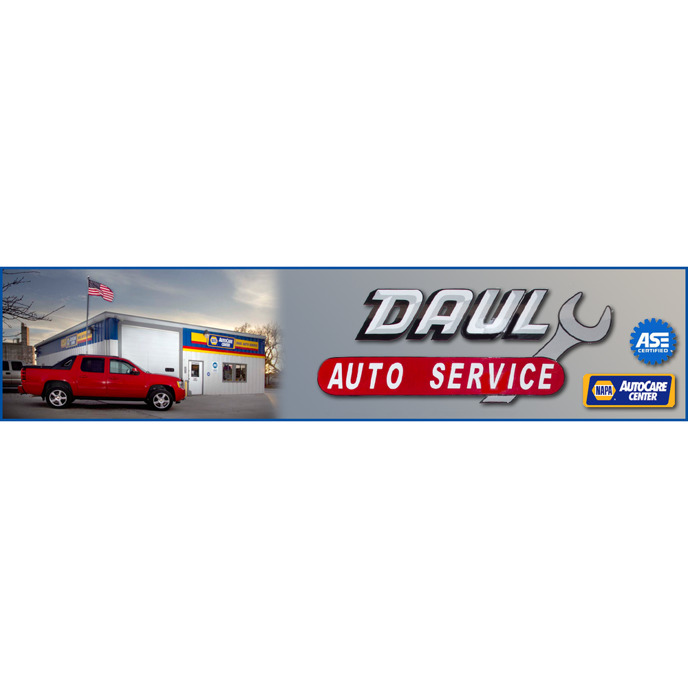 Daul Auto Service: 245 W 4th St, Fremont, NE