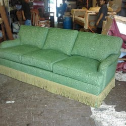 Photo Of Rogersu0027 Upholstery Shop   Fort Worth, TX, United States. Sofa