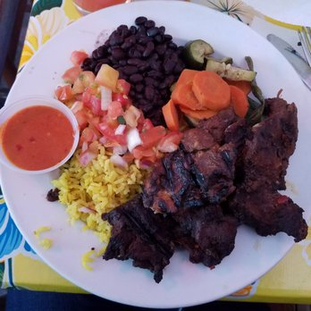 Photo of Primo Patio Cafe - San Francisco CA United States. Grilled jerk & Primo Patio Cafe - CLOSED - 329 Photos u0026 874 Reviews - Latin ...
