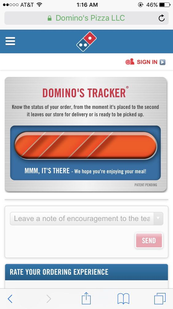 Dominos Pizza 16 Reviews Pizza 7240 Natural Bridge Rd