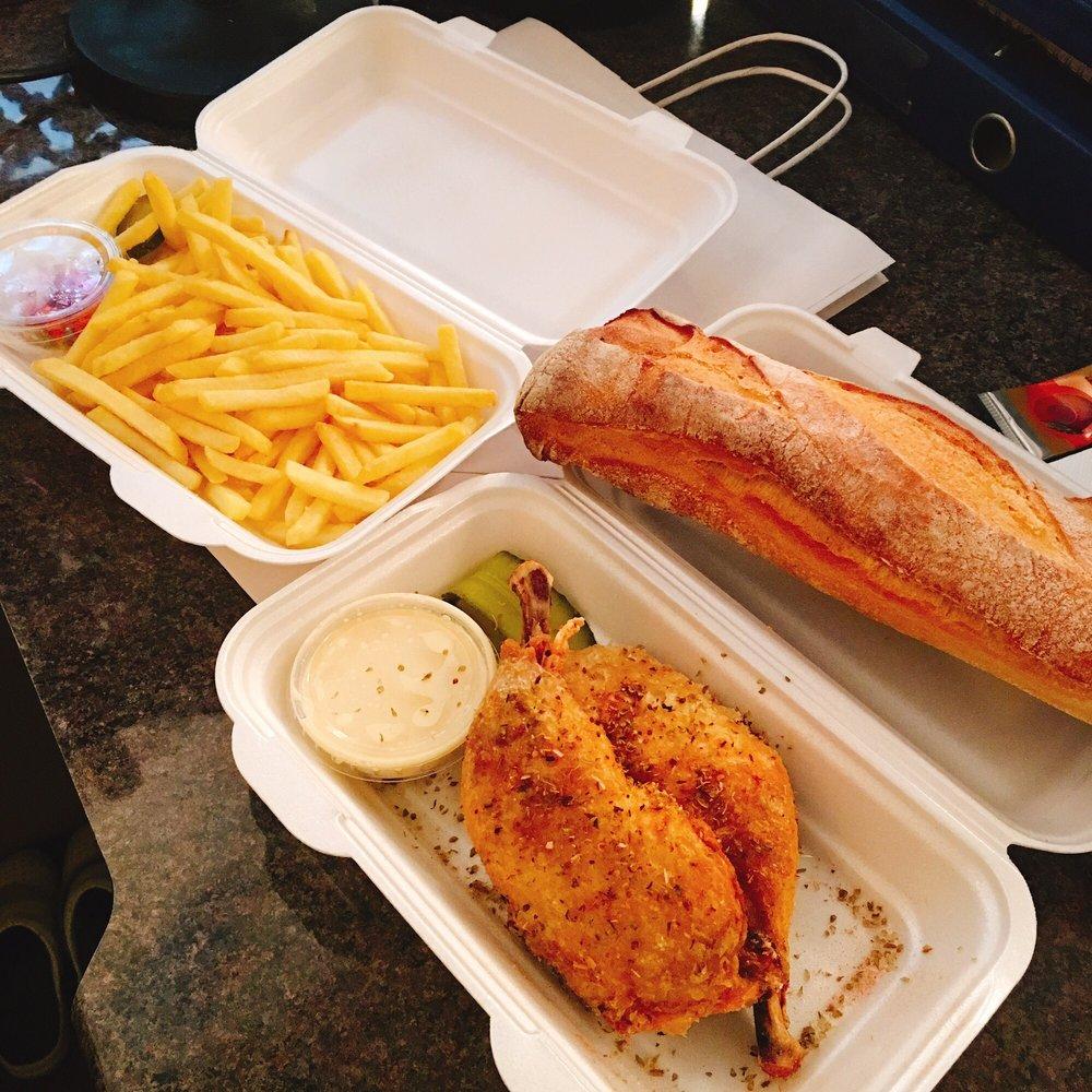 Soul Chicken: Löwengraben 31, Luzern, LU