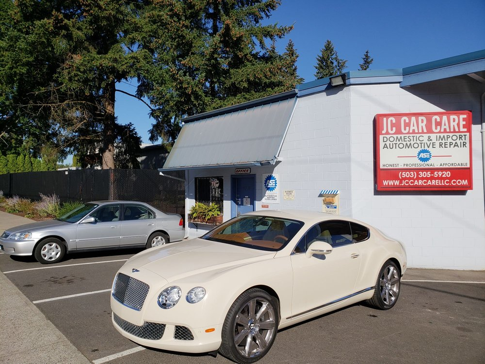 JC Car Care: 5717 SW Jean Rd, Lake Oswego, OR