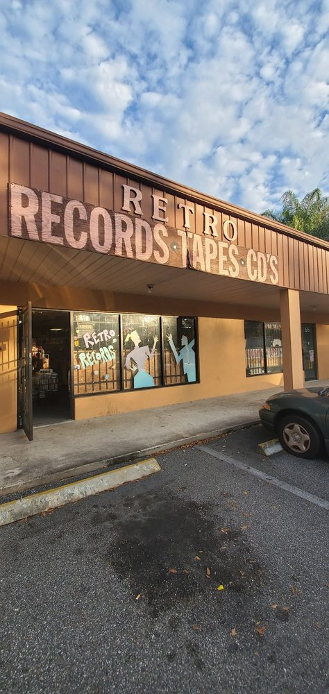 Retro Records: 59 N Bumby Ave, Orlando, FL
