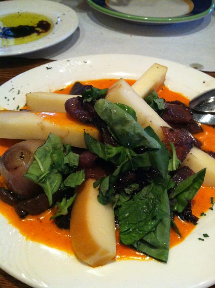 Funghi Portobello Alla Griglia ($8.95) Order it!! So ...