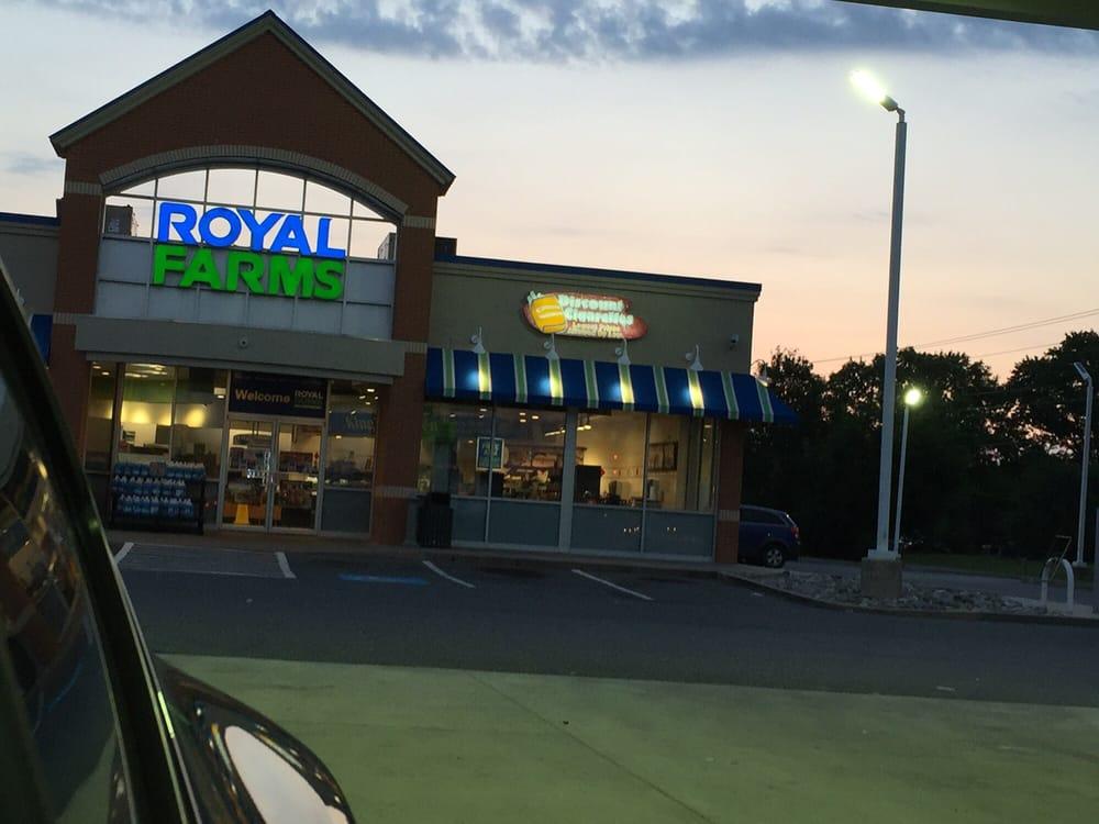 Royal Farms: 47 Fast Landing Rd, Dover, DE
