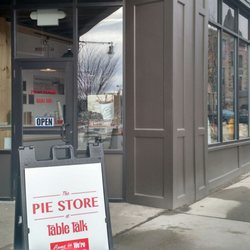Photo Of Table Talk Pies Worcester Ma United States O Hello Humble