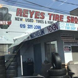 Tire Shop San Diego >> Los Reyes Tire Shop 24 Reviews Tires 7267 B El Cajon Blvd San