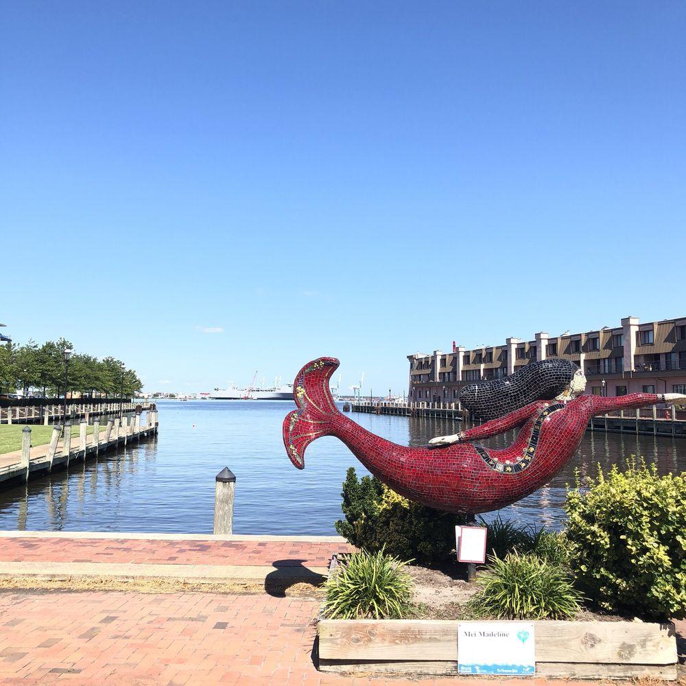 City of Norfolk: 500 E Main St, Norfolk, VA