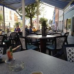 Eiscafe La Terrazza Cafes Stadtplatz Zwiesel Bayern