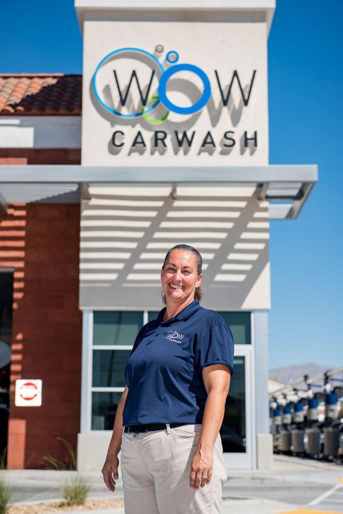 WOW Carwash - Rancho Drive
