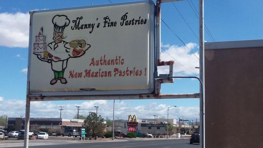 Manny's Fine Pastries: 515 Main St SE, Los Lunas, NM