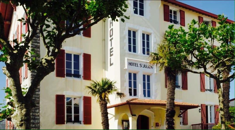 Hotel Saint Julien - Biarritz
