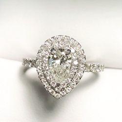 Photo Of Yuriy S Jewelry Bethel Park Pa United States Double Halo On