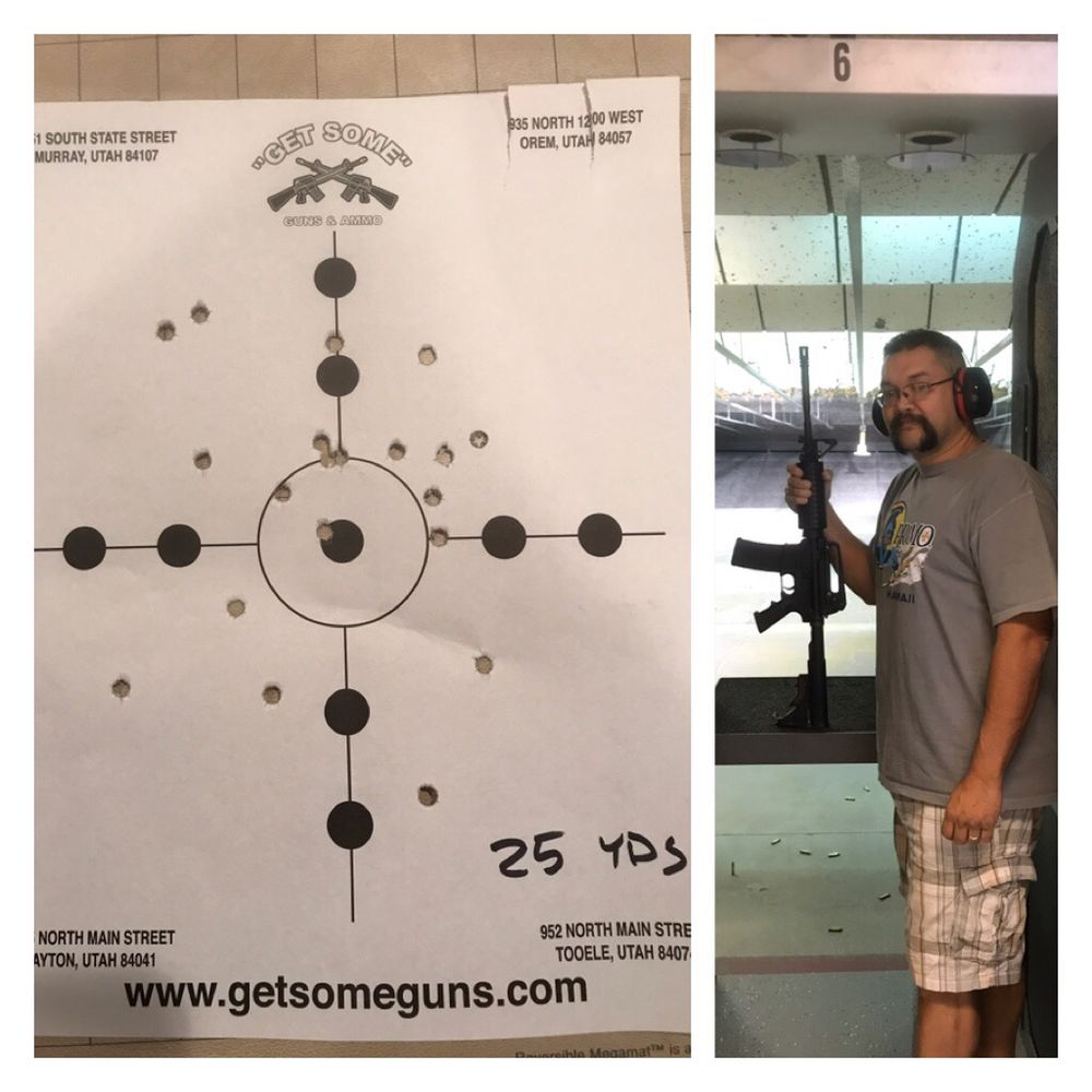 Social Spots from Get Some Guns & Ammo