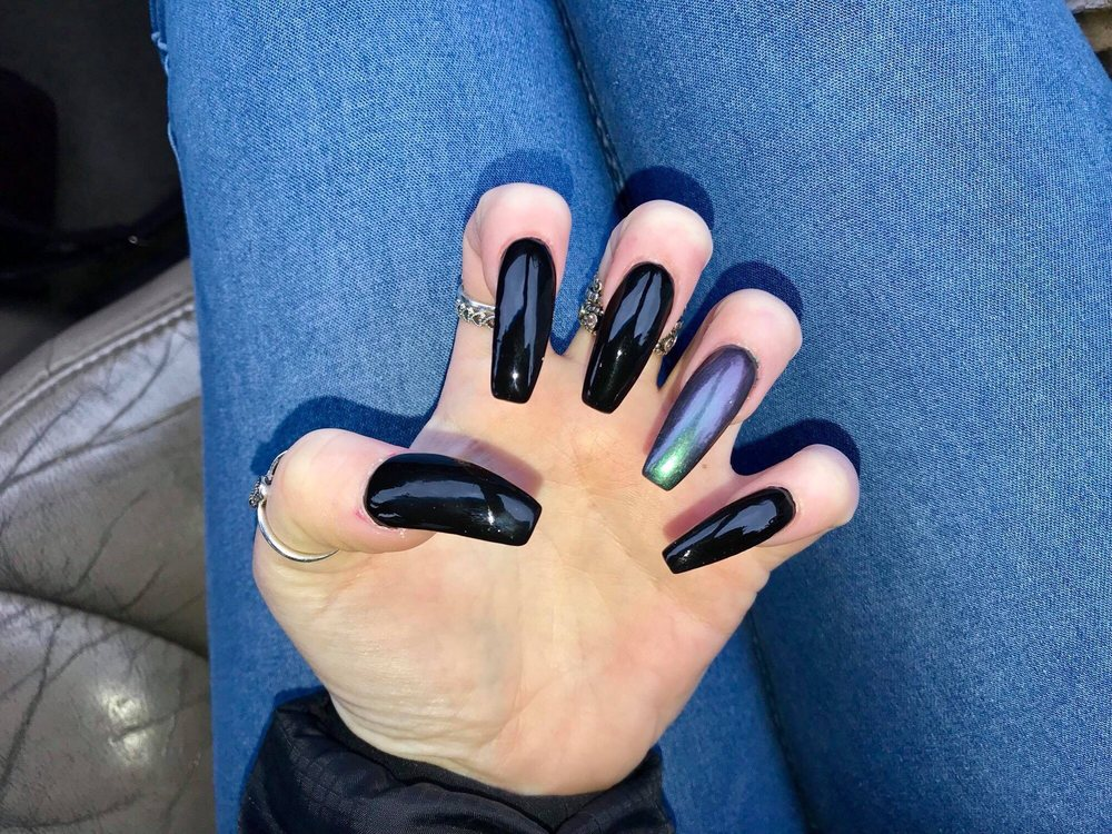 Luxury Nails - 129 Photos & 157 Reviews - Nail Salons - 805 W 14 ...